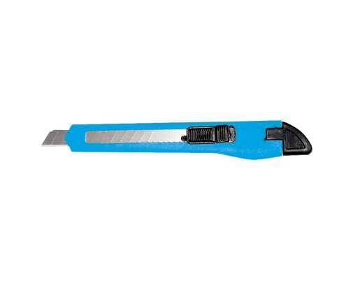nóż z ostrzem łamanym 9mm mega 30009h