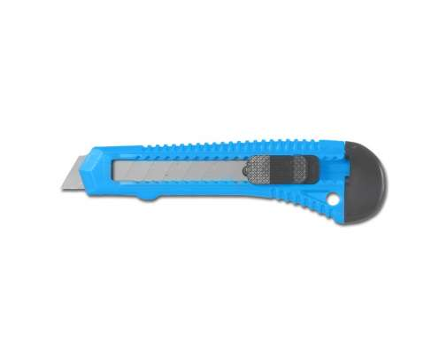 nóż do tapet z ostrzem łamanym 18mm profix 30018h