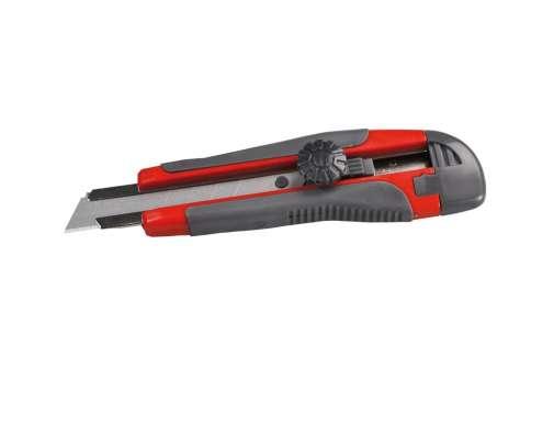 nóż z ostrzem łamanym 18mm proline 30038