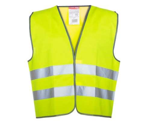 Kamizelka ostrzegawcza żółta Lahti Pro LPKO1
