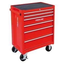 wózek warsztatowy 6szuflad 69x46x73cm proline 33106