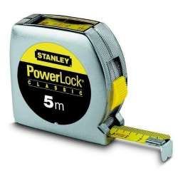 miara 5m/19mm powerlock z górnym odczytem stanley 33-932