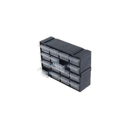 Szafki szufladkowe 220x150x75mm 16 szufladek
