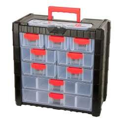 organizer na śruby 22 szufladki 392x200x400mm prolinehd 35743