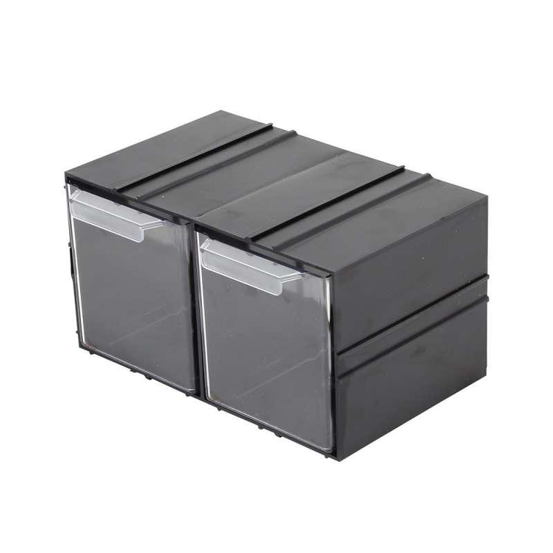 szafka plastikowa z szufladkami px  2szt profix 35803