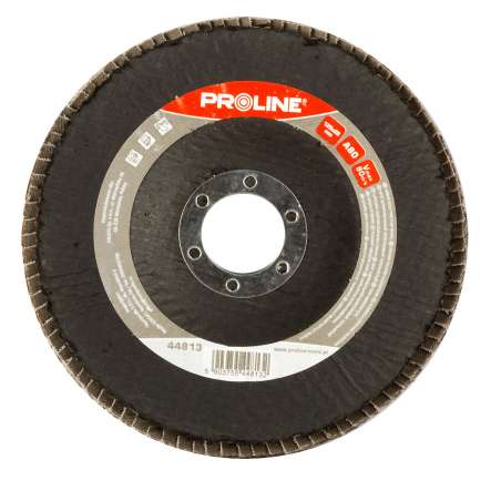 Ściernica listkowa talerzowa 125mm gramatura 80 Proline 44813