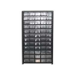 szafki szufladkowe 31x55x15cm 60szt obudowa metal