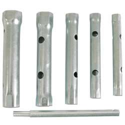 klucze rurowe 6el. 8-17mm mega 36206