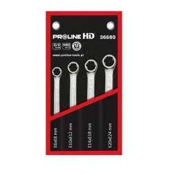 Zestaw kluczy oczkowych TORX E6-E24 ProlineHD 36680