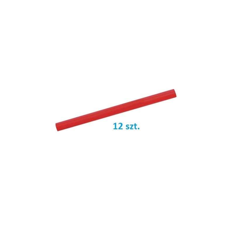 ołówki stolarskie miękkie hb opk:12szt mega 38001k