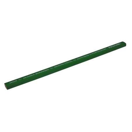 Ołówek murarski twardy zielony 240mm Proline 38020