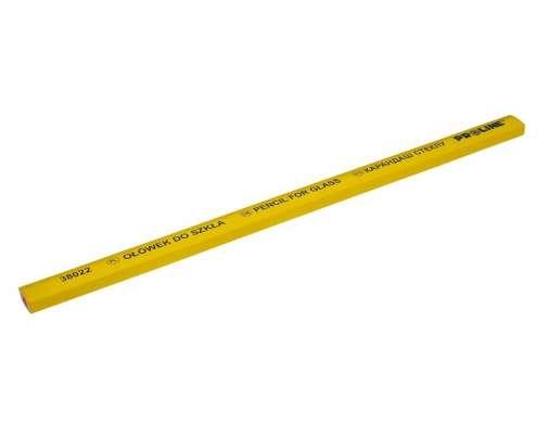 ołówek do szkła żółty 240mm proline 38022