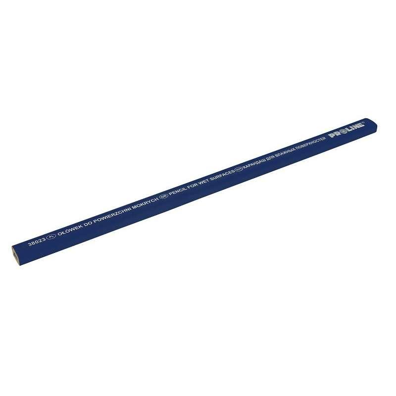 ołówek do powierzchni mokrych granatowy 240mm
