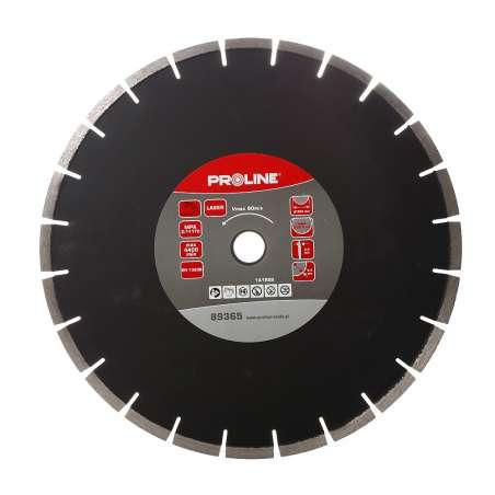 Tarcza diamentowa segmentowa Laser 350x2,9x8,4x25mm Proline 89365