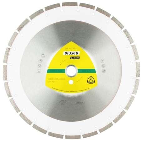 Tarcza diamentowa segmentowa 350x3,0x20mm 24Z 10mm Klingspor KL336224