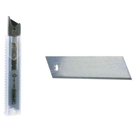 Ostrza wymienne do nożyków  - 18mm 10szt Stanley 113010