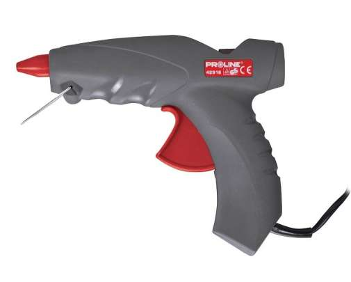 pistolet do kleju 11mm 20(200)w proline 42916