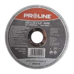 Tarcza do cięcia stali kwasoodpornej 230x2,0x22mm Proline 44023