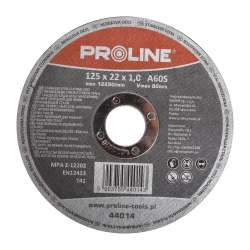 Tarcza do cięcia stali kwasoodpornej 350x3,5x32mm Proline 44035