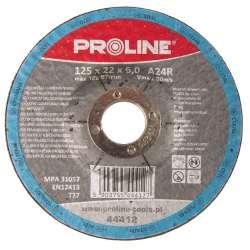Tarcza do szlifowania metali wypukła 180x6,0mm Proline 44418