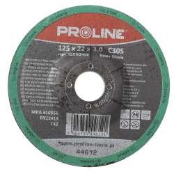 Tarcza do cięcia kamienia wypukła 230x3,0mm Proline 44623
