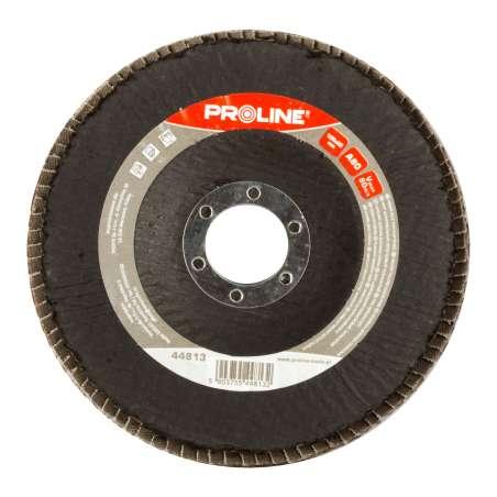 Ściernica listkowa talerzowa 115mm gran. 60 Proline