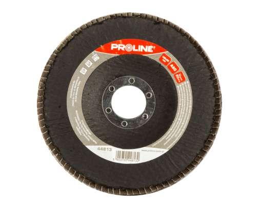 Ściernica listkowa talerzowa 125mm gramatura 40 Proline 44811