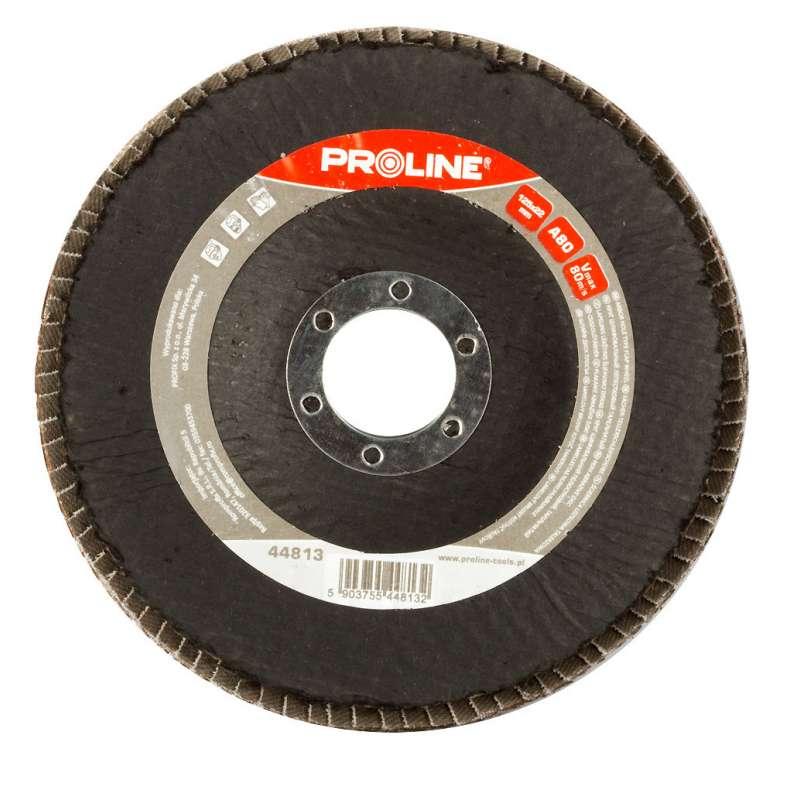 Ściernica listkowa talerzowa 125mm gramatura 120 Proline 44814