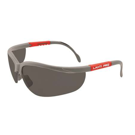 Okulary ochronne przyciemniane z filtrem SPF F1 Lahti Pro 46035