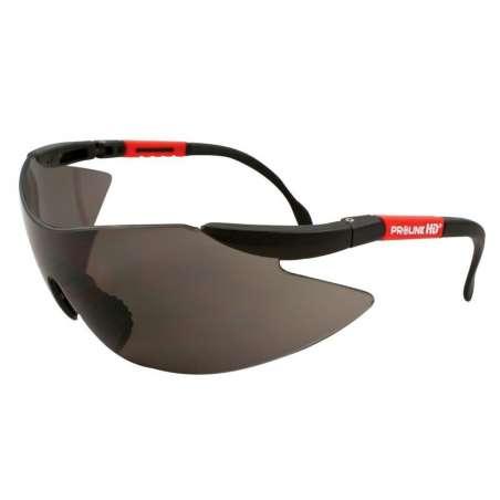 Okulary ochronne przyciemniane z filtrem SPF F1 Lahti Pro 46038