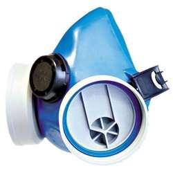 półmaska lakiernicza przeciwpyłowa silikon  2pochłaniacze proline