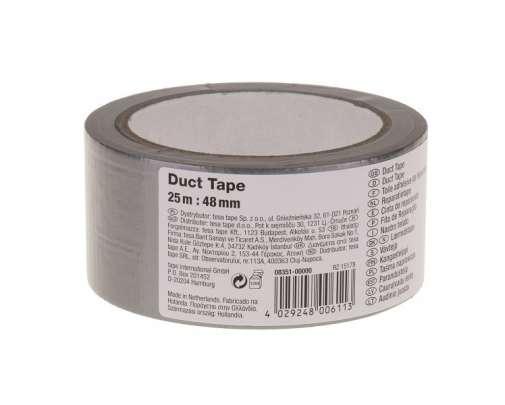 Taśma naprawcza 50m:48mm srebrna Tesa H0835200