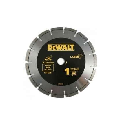 Tarcza diamentowa 125x2x7.5x22 DeWalt DT3761