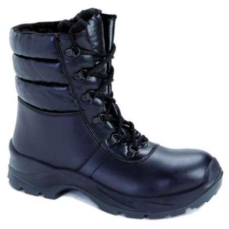 Buty robocze zimowe skóra S2 SRC CI Demar