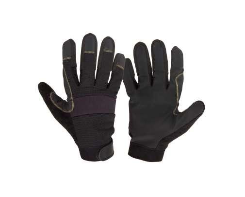 Rękawice ochronne pokryte powłoką PVC Lahti Pro L2810