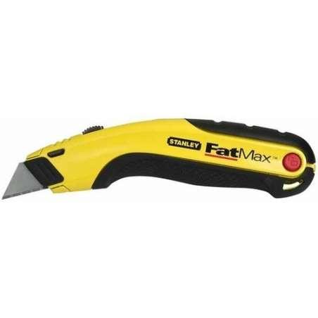 Nóż metalowy z ostrzem chowanym 180mm FatMax Stanley 107780