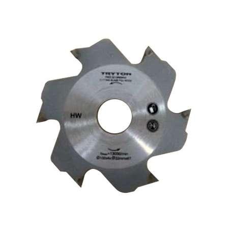Frez do frezarki do rowków do lamelownicy TFR900K 100x22mm Tryton EATFR01