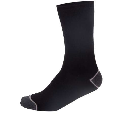 Skarpety średniej grubości czarno-szare rozmiar 43-46 3 pary Lahti Pro L3090243