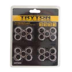 Zestaw szlifujący rolki P406080100 do TFW150K - 20 elementów Tryton EATFW03