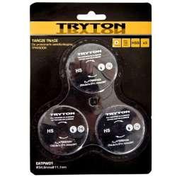 Zestaw tarcz HSS do Tryton TPW500K 3szt do cięcia metali kolorowych Tryton EATPW01