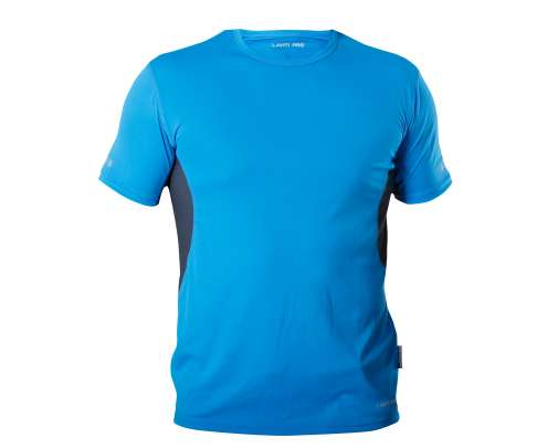 Koszulka funkcyjna niebieska 120g Lahti Pro L40210