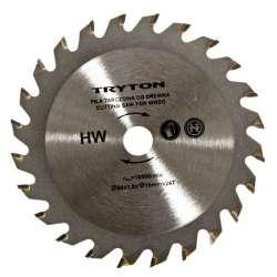 Zestaw tarcz TCT do przecinarki Tryton TPW600K 3sztuki do cięcia drewna Tryton EATPW06