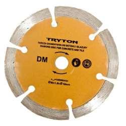 zestaw tarcz diamentowych do przecinarki tryton tpw600k 3sztuki do cięcia płytek ceramicznych