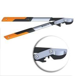 sekator dźwigniowy nożycowy 64cm lx94 powergearx fiskars 1020187