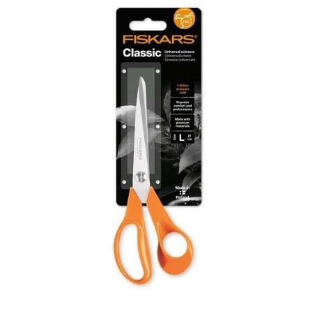 Nożyczki ergonomiczny uchwyt 21cm S90 Fiskars FS111040