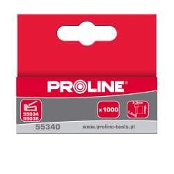 Gwoździe tapicerskie typ E 14mm Proline 55344