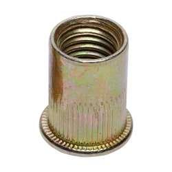 Nitonakrętki stalowe M5 20 sztuk Proline 59713