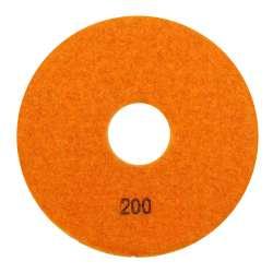 Nakładka diamentowa polerująca gramatura 100 125mm granit marmur Proline 89452