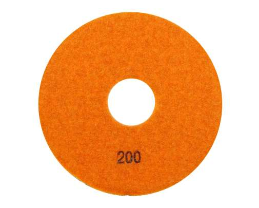 Nakładka diamentowa polerująca gramatura 400 125mm granit marmur Proline 89454