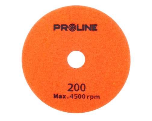Nakładka diamentowa polerująca  gramatura 400 125mm Gresceramika Proline 89464